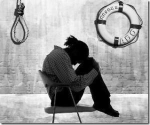خود کشی کا رجحان