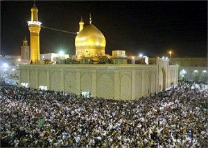 تاریخ روضہ امام حسین علیہ السلام
