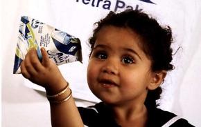 دودھ نما زہر بچوں کےلیے