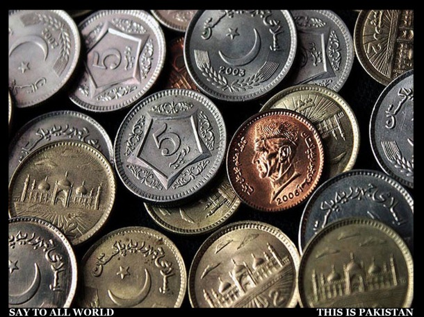 coins pakistan