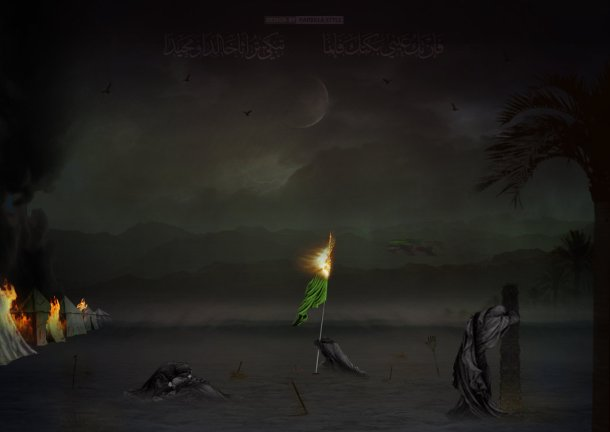 Night_of_Ashura_in_karbala