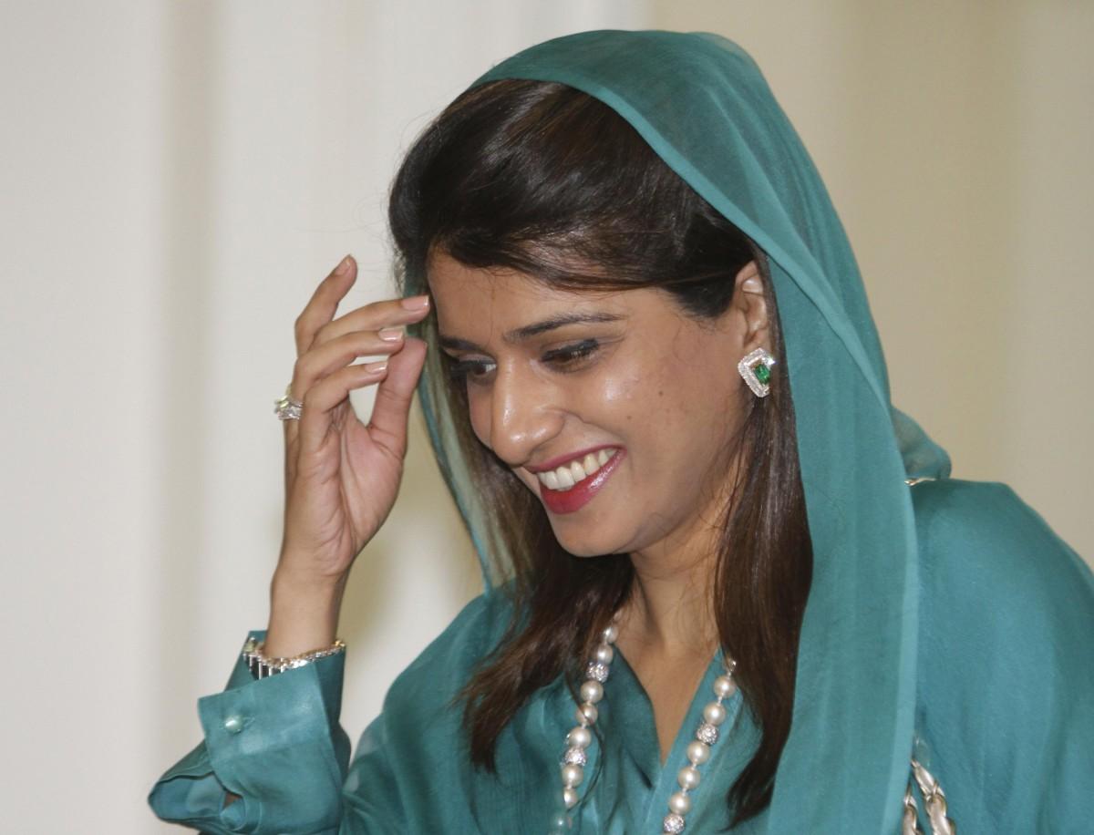 خوبصورت خواتین سیاستدان