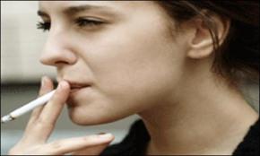 خواتین میں چرس پینے کارجحان