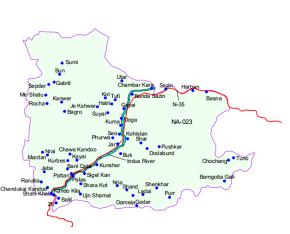 حلقہ این اے23 (کوہستان1)