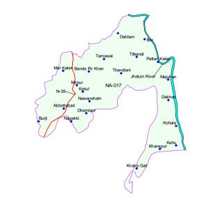 حلقہ این اے17 (ایبٹ آباد1)