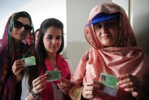 پاکستانی خواتین کا انتخابی عمل میںکردار