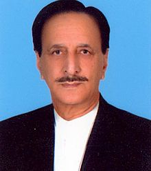 راجہ محمد ظفرالحق