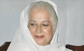 ذکیہ شاہنواز خان